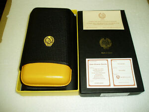 SWEET-COHIBA-SIGLO-VI-LEATHER-3-FINGER-CIGAR-CASE