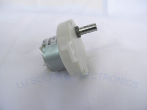 SMALL-GEARED-MOTOR-DC12V-30RPM-STOCK-for-School-Project-Model-Brand-New