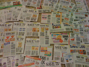 100-Grocery-Coupons-ALL-FOOD-and-DRINK-Products-Save-Money