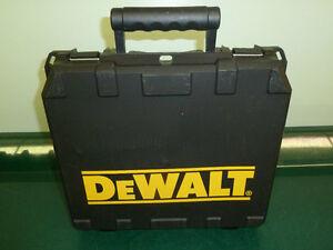 DEWALT-TOOLS-CORDLESS-DRILL-CASE-DC910-DCD910KX