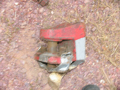 International Ih Farmall Drawbar Bracket M Super M 400 450
