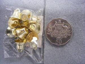 Liberty-Bells-15mm-Gold-Pkt-12