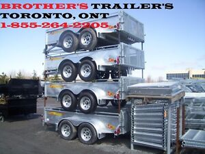 CARGO, ENCLOSED & UTILITY OPEN TRAILERS @ BROTHER'S IN TORONTO, City of Toronto Toronto (GTA) image 6