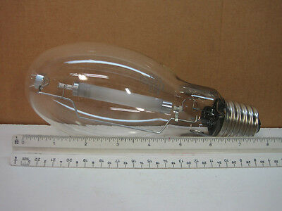 Ge Lu400/dx/40 400w High Pressure Sodium Hps Lamp Hid E-28 Clear