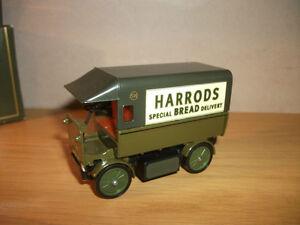 MATCHBOX-Models-of-Yesteryears-Y29-WALKER-ELECTRIC-VAN-Harrods