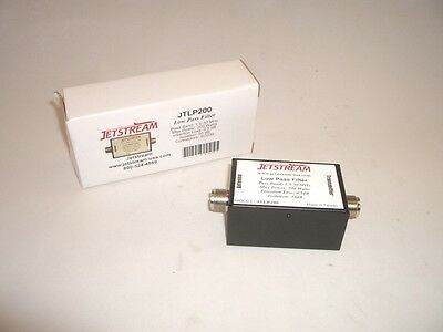 Jetstream Jtlp200 200w Tv Interference Tvi Low Pass Filter Lpf 1.5-30mhz