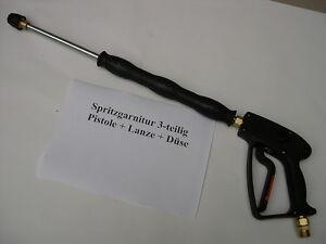 Pistole + Lanze 90cm + Hochdruckdüse für Kärcher HD HDS Hochdruckreiniger