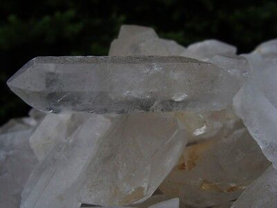 3000 Carat Lots of VERY LARGE Unsearched Quartz Crystal Points + a FREE Gemstone