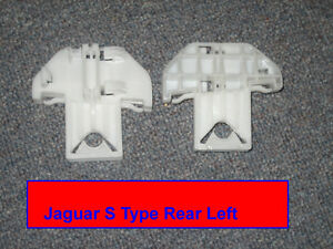 Jaguar s type window regulator repair clip 1 rear for 2001 jaguar s type window regulator