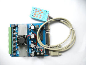 CNC Handle Controller for 4 Axis Stepper Motor TB6560 Driver card
