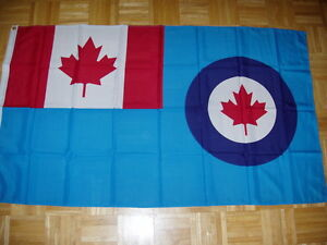 Canadian Air Force Ensign Flag