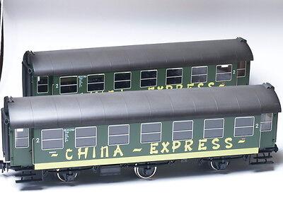 58091 Marklin Gauge I China Express 2-Car Passenger car scale 1:32