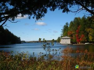 LAKE ROSSEAU WATERFRONT BUILDING LOT - Port Carling/Windermere
