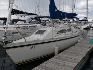 CS 30 Sailboat West Island Greater Montréal image 2