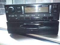 honda accord/civic   ( oem )    am-fm-casatte radio
