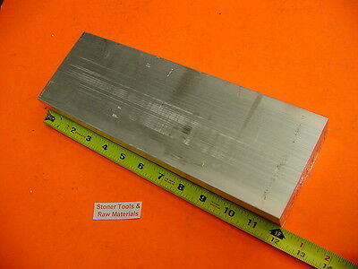 1 X 3 Aluminum 6061 T6511 Solid Flat Bar 12 Long 1.00 Plate New Mill Stock