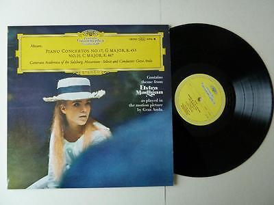 Mozart Piano Concertos No 17, 21 Geza Anda Deutsche Grammphon 138 783 LP