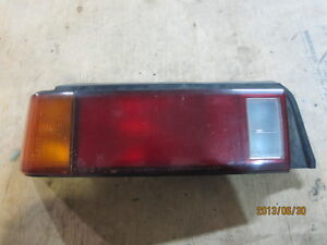 LUMIERES ARRIERES TAIL LIGHTS CIVIC EF HATCHBACK  88-91 USDM West Island Greater Montréal image 2