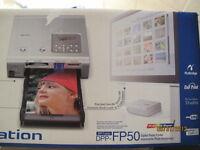 Imprimante couleur neuve-Sony Dpp-Fp50