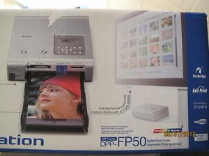 Imprimante couleur neuve-Sony Dpp-Fp50 West Island Greater Montréal image 1