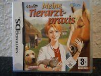 Nintendo DS Spiel  Meine Tierarztpraxis Nordrhein-Westfalen - Detmold Vorschau