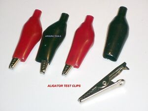 ALLIGATOR-TEST-CLIPS-5-AMP-4pc-NEW