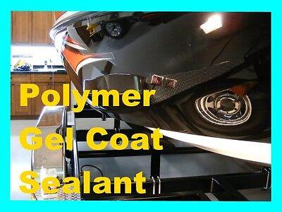 Gelcoat Sealant Restorer Wax Sail Polymer Gel Coat Sealant Cobalt Boat