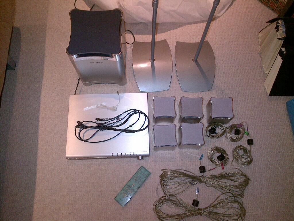 Sony s Master Dvd Player Sony Dav S550 s Master