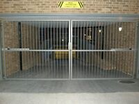 A UNDERGROUND, SECURED AND GATED CARPARK!!!!