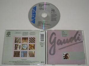 THE-ALAN-PARSONS-PROGETTO-GAUDI-ARISTA-BMG-260-171-CD-ALBUM