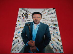 HUGH-LAURIE-HOUSE-SIGNED-10X8-PP-REPRO-PHOTO-PRINT