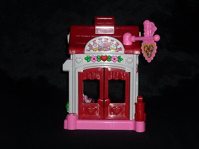 Fisher Price Little People Valentine's Day Bakery House Shop