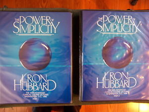 Power of Simplicity lectures by L. Ron Hubbard Edmonton Edmonton Area image 2