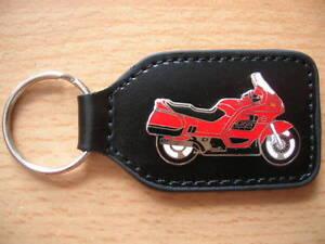 Llavero-Honda-Pan-European-Paneuropean-Rojo-Rojo-ART-0203-Motocicleta
