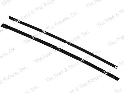 Windshield Filler Panel / Dash Pad Trim - 2 Pcs Set Msds6768-1