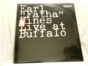 EARL-HINES-Fatha-Live-at-Buffalo-Marva-Josie-Eddie-Graham-SEALED-LP