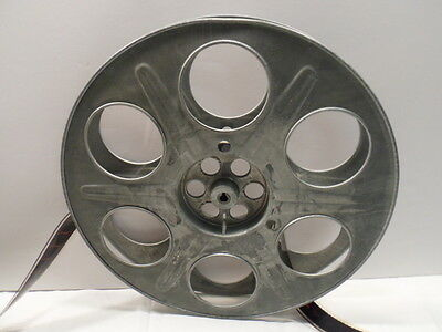 "35mm 14.5"" 2000ft. Antique Metal Film Reel"