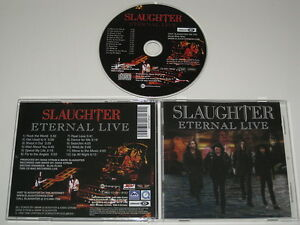 SLAUGHTER-ETERNAL-LIVE-SPV-085-18162-CD-CD-ALBUM