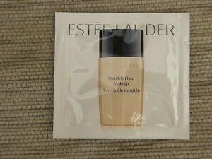 Estee Lauder INVISIBLE FLUID FOUNDATION MAKEUP SAMPLE Shade 2WN1 FREEPOST