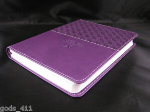Journal-Handy-Size-Lux-Leather-Purple-Diary-Butterfly-I-Believe-in-Miracles
