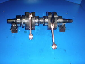 SKIDOO-ROTAX-670-SUMMIT-MXZ-670-HO-CRANKSHAFT-REBUILT-REMAN-SEE-CORE-1998-99