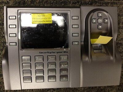 Spc - Is510 - 3.5 Tft Fingerprint Time And Attendance Access Control
