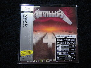 Metallica-Master-Of-Puppets-Japan-Mini-LP-CD-SHM-CD-NEW