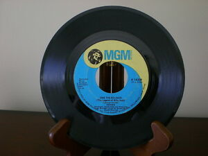 Coven One Tin Soldier Legend of Bill Jack 45 RPM Record
