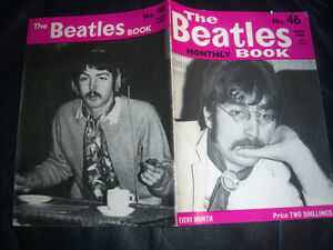ORIGINAL1967-The-Beatles-Monthly-Book-No-46-GENUINE-MAY-1967-NEAR-MINT