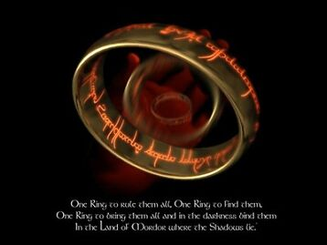 Minigadgets: Lord of the Rings 'The One Ring'