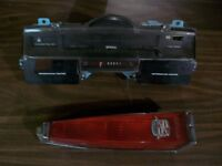 1982 Cadillac Eldorado Digital Dash and Tail Light