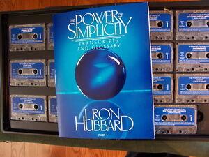 Power of Simplicity lectures by L. Ron Hubbard Edmonton Edmonton Area image 1