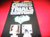 VHS GREAT CRIMES AND TRIALS OF THE 20TH CENTURY - HITLER