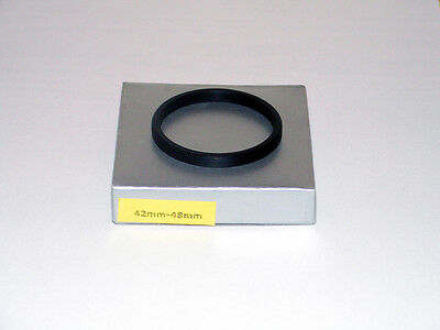 """Low profile T thread to 2"""" adapter 42mm 48mm adapter ring T2 M48"""
